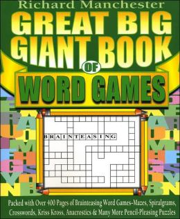 Great Big Giant Book of Word Games