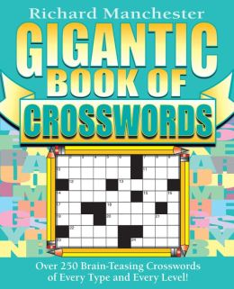 Gigantic Book of Crosswords