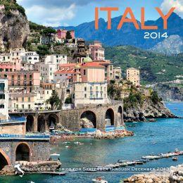 2014 Italy Wall Calendar