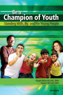 Be a Champion of Youth: Standing With, By, and For Young People