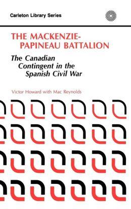 The Mackenzie-Papineau Battallion