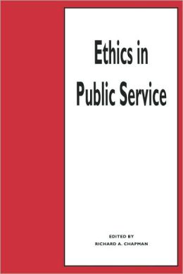 Ethics in Public Service