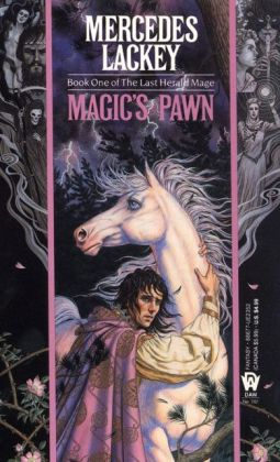 Magic's Pawn (Last Herald Mage Series #1)