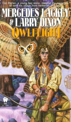 Owlflight (Owl Mage Trilogy Series #1)