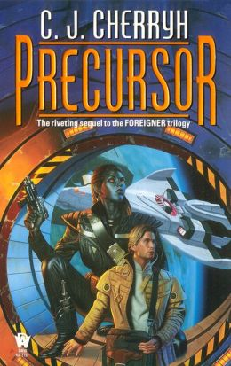 Precursor (Second Foreigner Series #1)