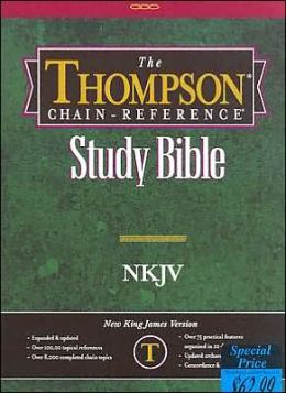 Thompson® Chain-Reference® Bible
