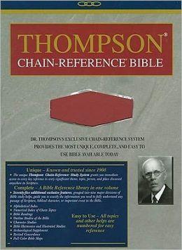 Thompson Chain Reference Bible-KJV