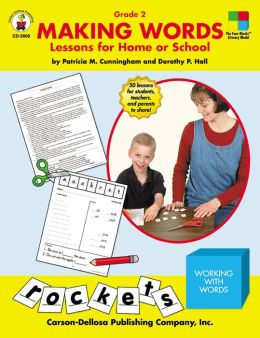 Making Words: Lessons for Home or School Grade 2