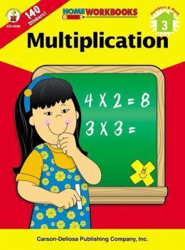 Multiplication, Grade 3