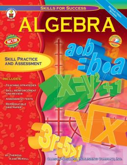 Algebra: Middle/High School