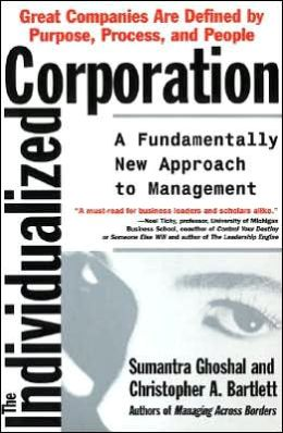 Individualized Corporation: A Fundamentally New Approach to Management