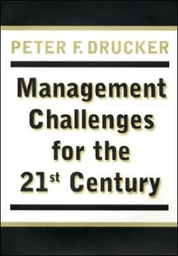 Mgmt Challenges for the 21st C