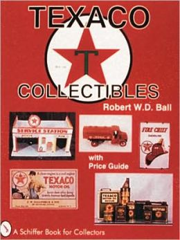 Texaco Collectibles with Price Guide