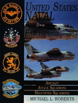United States Naval Aviation Patches: Aircraft/Attack Squadrons/Helicopter Squadrons