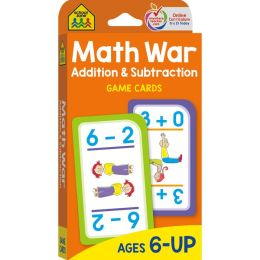 Math War-Addition/Subtraction