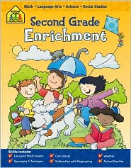 Second Grade Enrichment: Math, Language Arts, Science, Social Studies