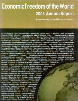 Economic Freedom of the World: 2003 Annual Report