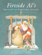 Fireside Al's Treasury of Christmas Stories [With CD]