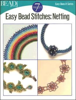 Easy Bead Stitches: Netting