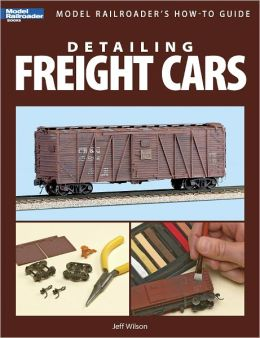 Detailing Freight Cars (PagePerfect NOOK Book)