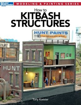 How to Kitbash Structures (PagePerfect NOOK Book)