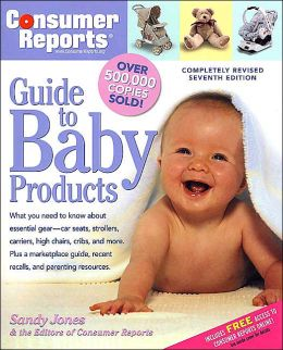 Consumer Reports Guide to Baby Products