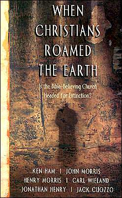 When Christians Roamed the Earth: Is the Bible Believing Church Headed for Extinction