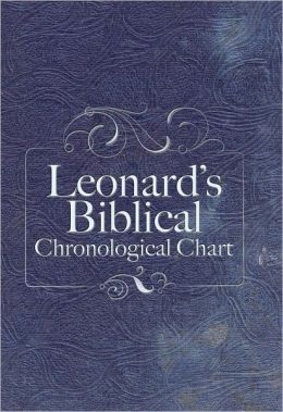 Leonard's Biblical Chronological Chart