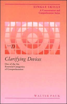 Clarifying Devices: Level D