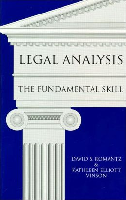 Legal Analysis: The Fundamental Skill
