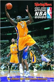 Official NBA Guide: 2001-2002 Edition