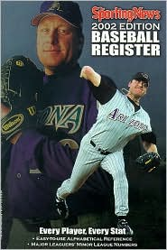Baseball Register,2002 Edition