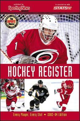 Hockey Register