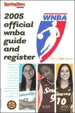 Official WNBA Guide & Register 2005