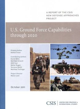 U. S. Ground Capabilities Through 2020