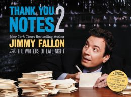 Thank You Notes 2 (Illustrated)