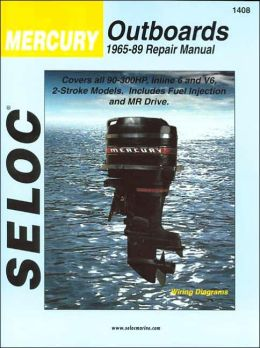 Mercury Outboards, 6 Cylinder, 1965-1989