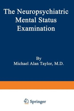 Neuropsych Mental Stat Exam