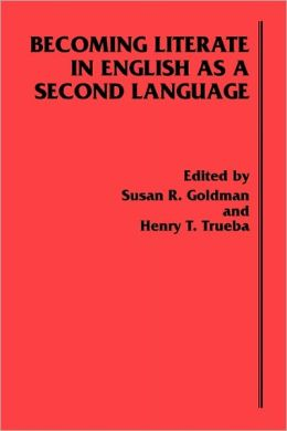 Becoming Literate In English As A Second Language