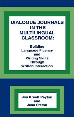 Dialogue Journals In The Multilingual Classroom