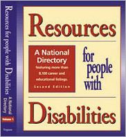 Resources for People with Disabilities, 2-Volumes 2nd Edition