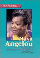 Maya Angelou (Career Biographies Series)