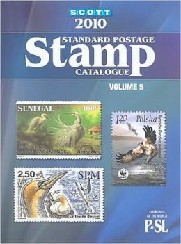 Scott Standard Postage Stamp Catalogue, Volume 5: Countries of the World, P-Slovenia