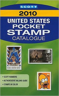 Scott 2010 US Stamp Pocket Catalogue