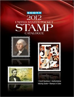 Scott 2012 US Pocket Stamp Catalogue