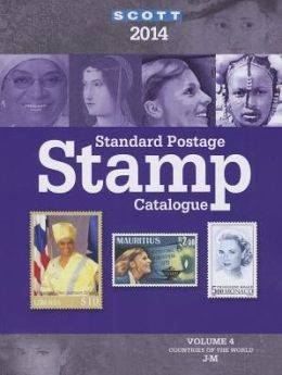 2014 Scott Standard Postage Stamp Catalogue Volume 4: Countries of the World J-M