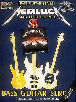 Metallica - Master of Puppets (Bass Guitar): Play It Like It Is Bass