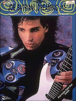 Joe Satriani: Dreaming with Tablature