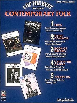 Contemporary Folk - Five of the Best