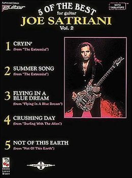 Joe Satriani - Five of the Best
